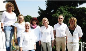 Das Team vom Hausaztrzentrum Mainzlar